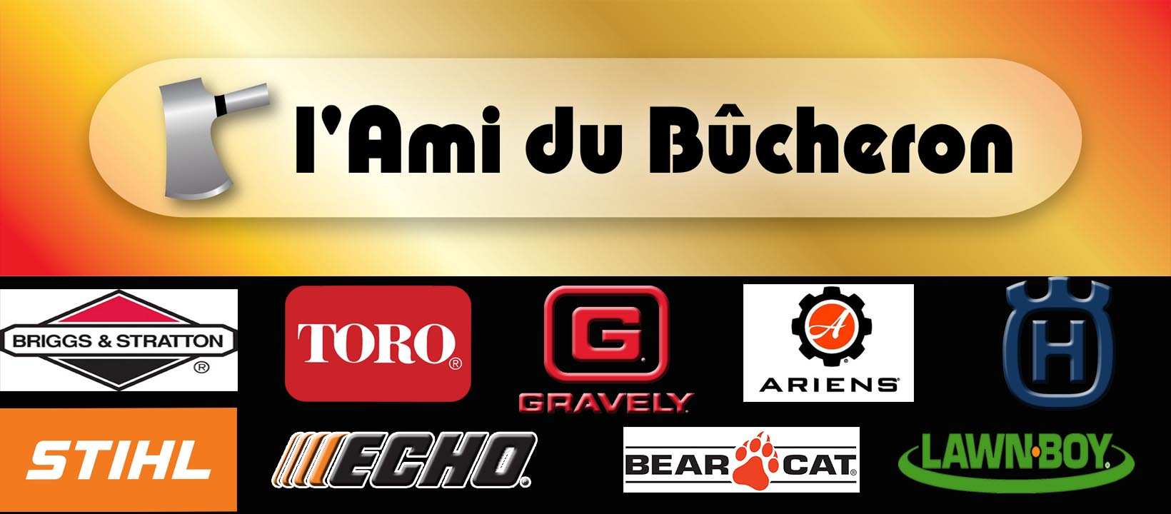 BANNER OF OUR BRANDS